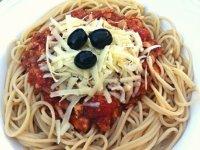 Bolognai ragu spagettivel